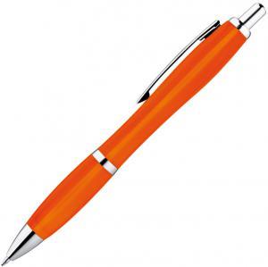 Długopis plastikowy WLADIWOSTOCK Pomarańcz