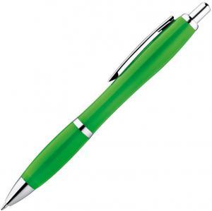 Długopis plastikowy WLADIWOSTOCK Zielony