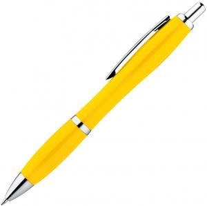 Długopis plastikowy WLADIWOSTOCK Żółty