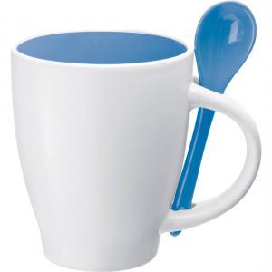 Zestaw do kawy ceramiczny PALERMO 250 ml