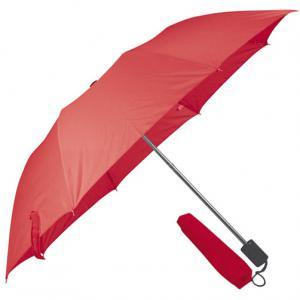 Parasolka manualna LILLE Czerwony