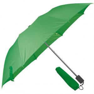 Parasolka manualna LILLE Zielony