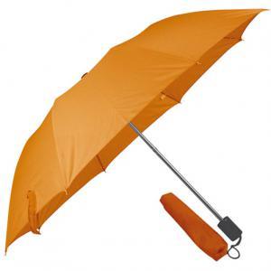 Parasolka manualna LILLE Pomarańcz