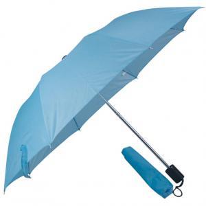 Parasolka manualna LILLE Jasnoniebieski