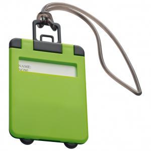 Identyfikator bagażu KEMER jasnozielony