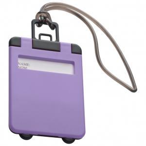 Identyfikator bagażu KEMER Fiolet