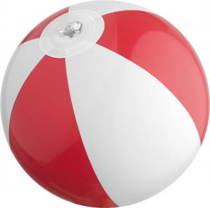 Mini piłka plażowa ACAPULCO czerwony
