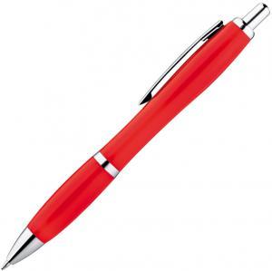 Długopis plastikowy WLADIWOSTOCK Czerwony