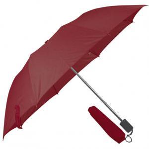 Parasolka manualna LILLE Bordowy