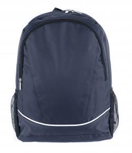 Plecak z dwiema kieszeniami