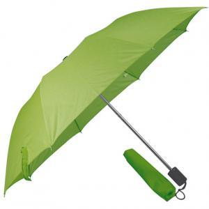 Parasolka manualna LILLE Jasnozielony