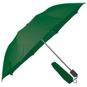 Parasolka manualna LILLE Ciemnozielony