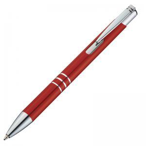 Długopis metalowy ASCOT Czerwony