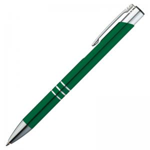Długopis metalowy ASCOT Zielony
