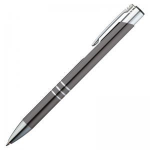 Długopis metalowy ASCOT Grafitowy