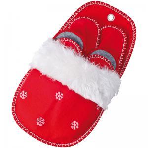 Zestaw świątecznych kapci SKOPJE
