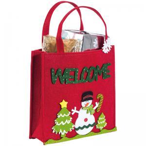 Świąteczna torebka filcowa LETICIA