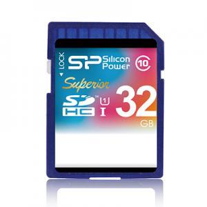 Karta Pamięci Superior UHS-1 Silicon Power
