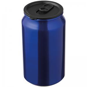 Kubek metalowy LOCARNO Niebieski