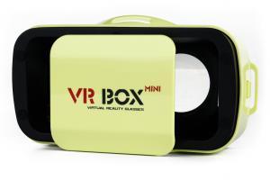 Okulary VR BOX MINI Zielony