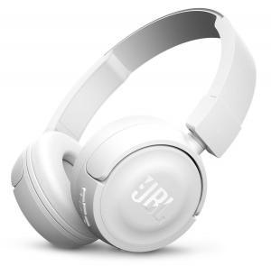 Słuchawki JBL T450BT (słuchawki bezprzewodowe) Biały