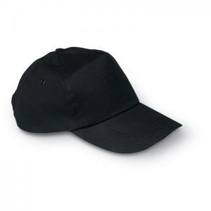 Czapka baseballowa czarny