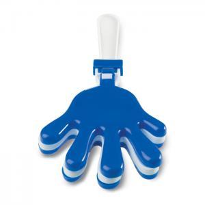 Kołatka w kształcie dłoni granatowy