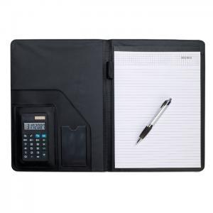 Teczka A-4 z kalkulatorem