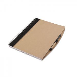 Notes A4 z długopisem