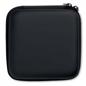 Akcesoria komputerowe w etui czarny