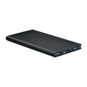 Power bank 8000mAh czarny