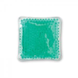 Okład chłodząco-ogrzewający przezroczysty zielony