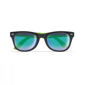 Okulary przeciwsłoneczne limonka
