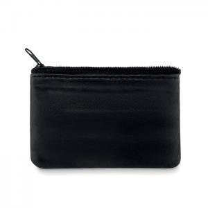 Skórzany portfel breloczków