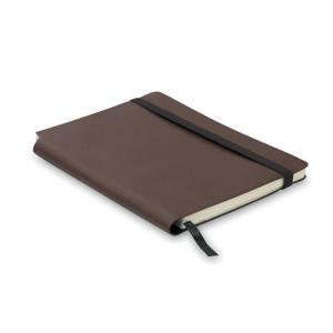 Notatnik A5 brązowy