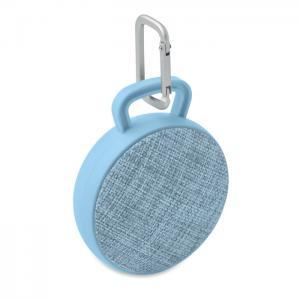 Głośnik bluetooth błękitny