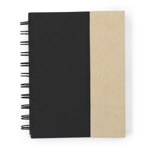 Karteczki samoprzylepne, długopis