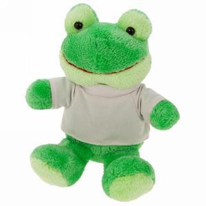 Elena, pluszowa żabka
