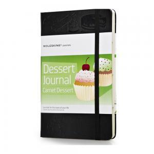 Dessert Journal - specjlany notatnik Moleskine Passion Journal