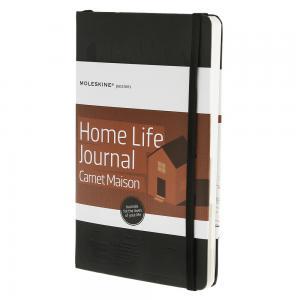 Home Life Journal - specjlany notatnik Moleskine Passion Journal