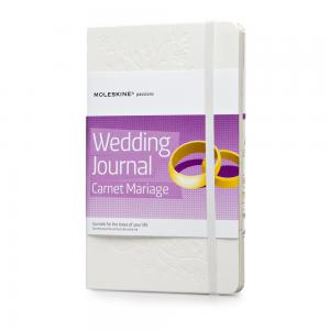 Wedding Journal - specjlany notatnik Moleskine Passion Journal