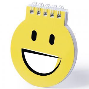 """Notatnik """"uśmiechnięta buzia"""" (smile)"""