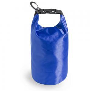 Wodoodporna torba, worek niebieski