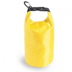 Wodoodporna torba, worek żółty