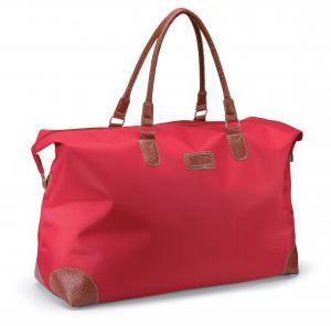 Duża torba sportowa czerwony