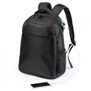 Plecak, przegroda na laptopa i tablet, gniazdo USB do ładowania telefonów