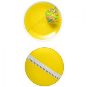 Gra plażowa żółty