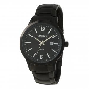 Zegarek z datownikiem Alesso Black