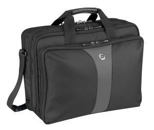 Torba na laptopa Wenger Legacy 17`, czarna/szara