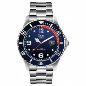 ICE steel-Marine silver-Large (L)